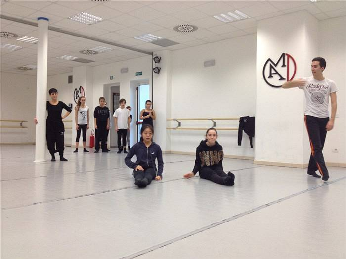 WORKSHOP MODERN-CONTEMPORANEO CON MARCO BARBIERI